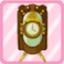 SSG Nostalgia Clock green