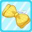 DG Chequered Ribbon Yellow