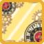 SGC Twinkling Clock Frame