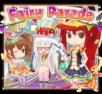 Fairy Parade big banner