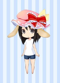 JUL Soft Straw Puppy Hat preview