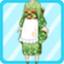 HFEG SakuraTeahouseGirlemeraldgreen