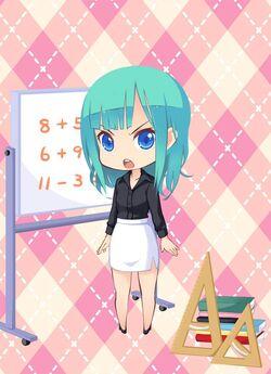 School Teacher outfit