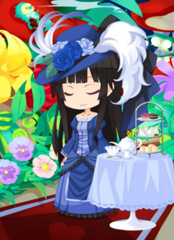 Classy Lady and Elegant Tea Outfit
