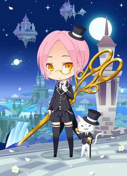 Formal Servant outfit