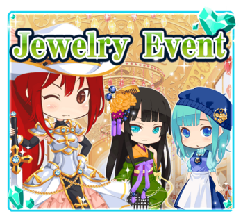 Jewelry Event big banner