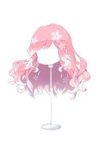HAIR WindblownWavesSakura