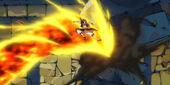 Fire Dragon's Claw