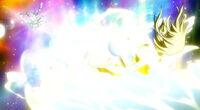 Lucy defeats Angel with Uranometria1