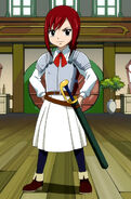 Erza Scarlet Young
