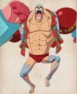 Franky TS character