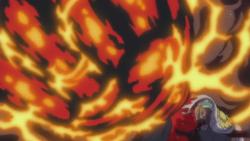 Great Eruption Anime Infobox