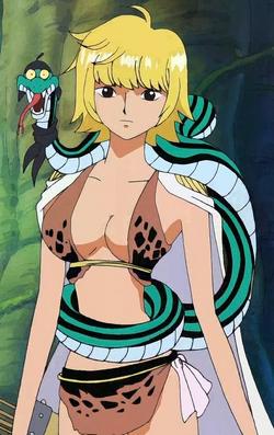 Marguerite Anime Infobox