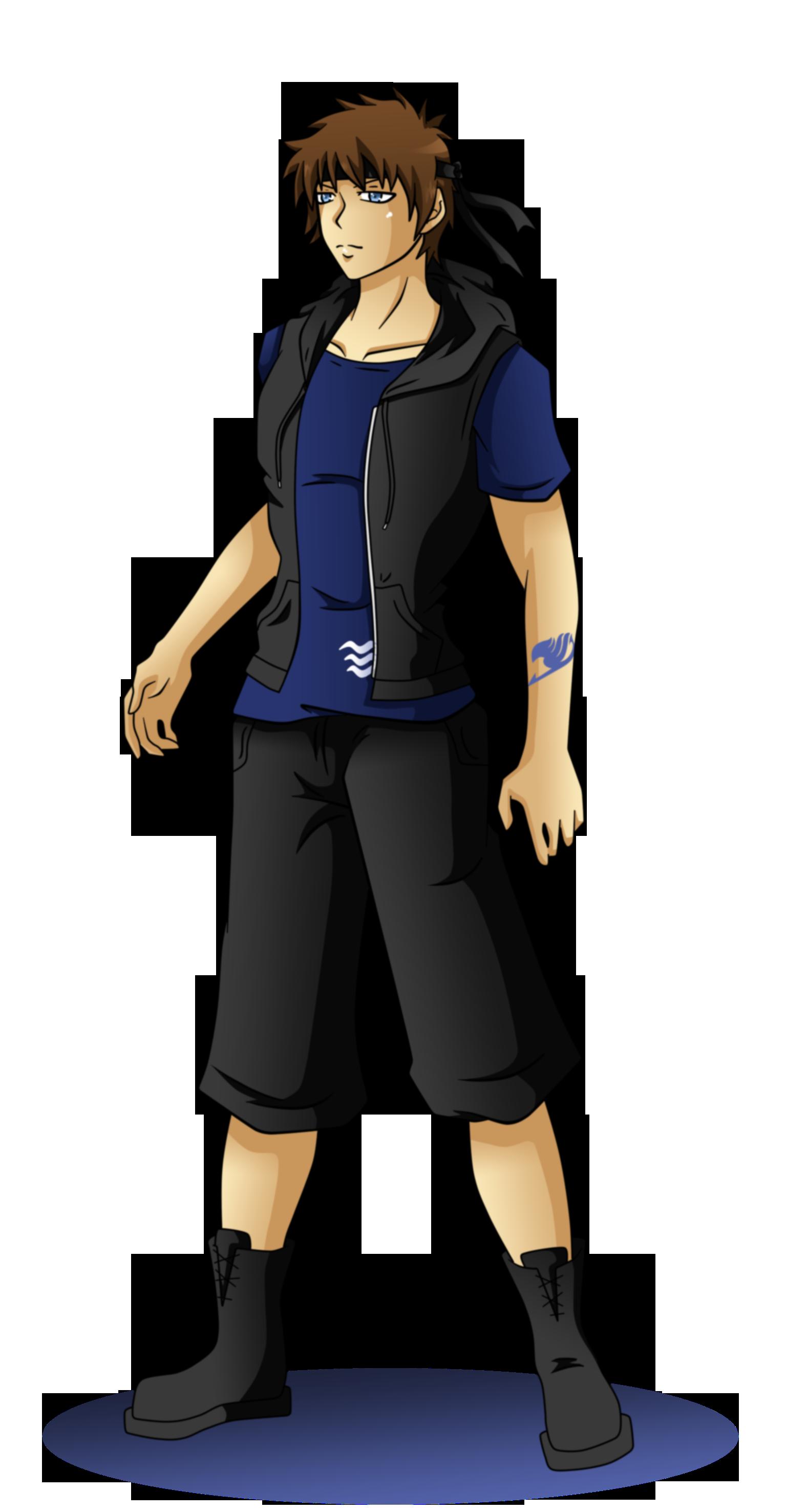 Theo Dyson Fairy Tail Oc Wiki FANDOM Powered By Wikia