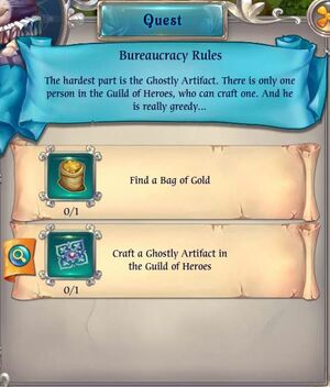 Bureaucracy rules