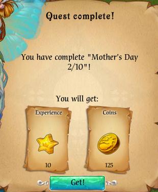 Fairy Kingdom --Mother's Day 2 of 10 reward