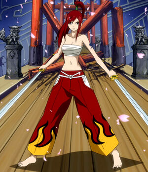 Erza - Clear Heart Clothing