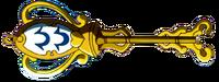 Aquarius Key