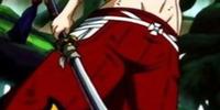 Demon Blade Crimson Sakura