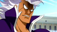 An enraged Elfman
