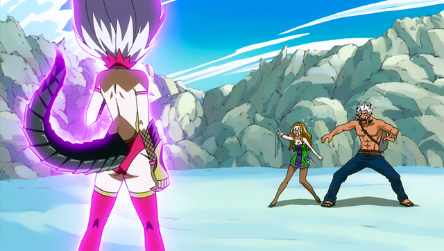 File:Elfman and Evergreen meets Mirajane.png