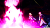 Natsu witnessing Imitatia's Tranformation