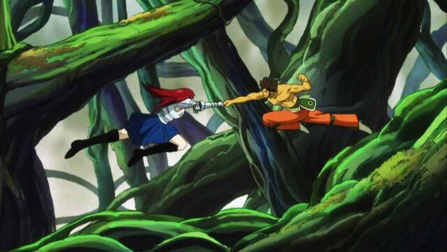 File:Erza clashes with Azuma.jpg