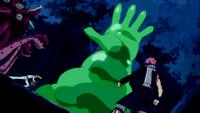 Slime Hand