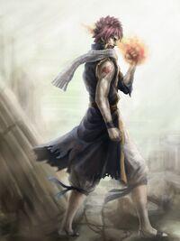 Victorious Natsu