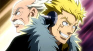 Makarov and Laxus