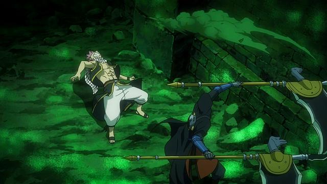 File:Natsu dodging Kama's scythe.png