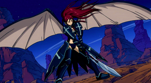 Black Wing Armor