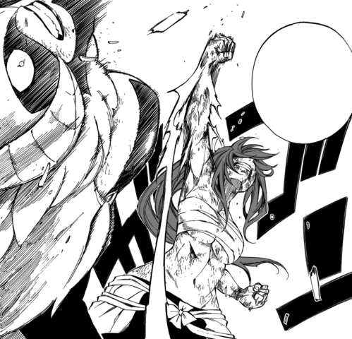 File:Erza punches Kyôka.png