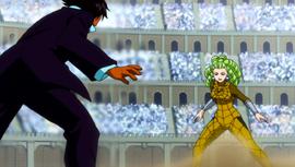 Ren vs. Araña Webb