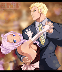 Fairy Tail 380 miraxus by kvequiso