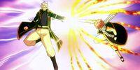 Natsu Dragneel vs. Erigor: Rematch