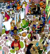 Party at Fairy Tail
