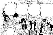 Fairy Tail members regain hope in the war