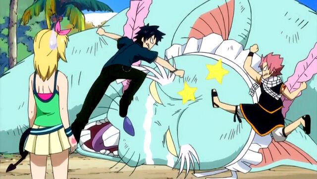 File:Gray and Natsu beats Angelica.jpg
