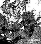 Natsu Defeats Future Rogue