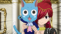 Erza presenting Happy.png