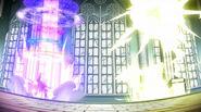 Laxus' and Mystogan's Magic