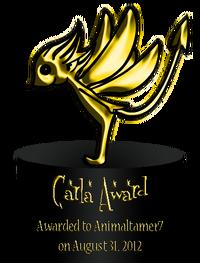 Carla Award 2