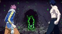 Natsu, Gray, Lucy & Happy vs. Zero.jpg