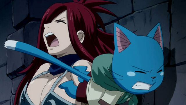 File:Happy hits Erza Scarlet.jpg