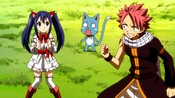Wendy Being Called Lucy by Natsu