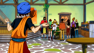 Vijeeter informing Fairy Tail about Kardia Cathedral