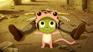 Frosch defendsRogue