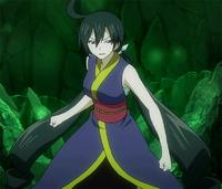 Kamika's appearance