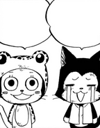 Lector and Frosch watch the sister reunion